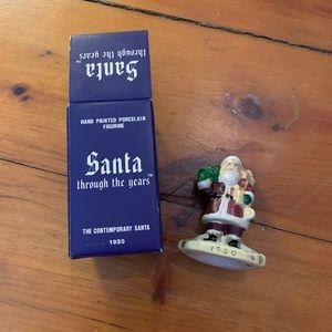 Vintage Santa Ceramic Figurine - 1920's Santa